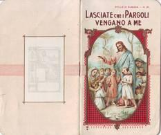104)libretto Religioso Lasciate Che I Pargoli Vengano A Me - Religion
