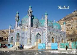 Afghanistan Kabul Karte Sakhi Shrine New Postcard - Afghanistan