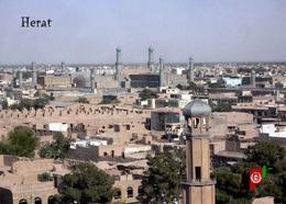 Afghanistan Herat Mosque Overview New Postcard - Afghanistan