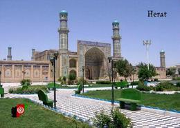 Afghanistan Herat Great Mosque New Postcard - Afghanistan