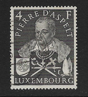 LUXEMBURGO. Yvert Nº 475 Usado - Luxemburgo