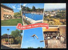 CPM Italie S. ALBINO TERME Di Montepulciano Multi Vues - Siena