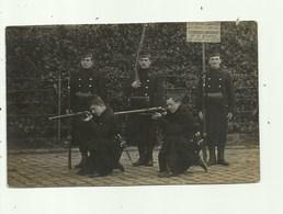 België Militairen - Verboden Te Wateren Of Te Storten Op Straf Van Boete. - Militaria