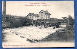Saint Léonard / Arrondissement De Saint Dié / La Meurthe - Vanne Près Du Pont - France