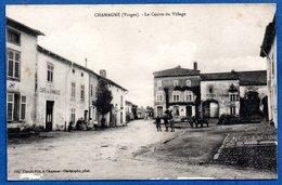 Chamagne / Centre Du Village / Café Du Commerce / Abimée - Other Municipalities