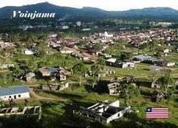 Liberia Voinjama Aerial View New Postcard - Liberia
