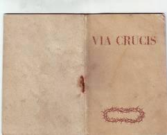 112)librettino Religioso Via Crucis - Religion