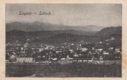 Logatec Loitsch 1918 Kuk Kriegsmarine SMS Princ Eugen Marine Feldpost Pola - Slovenia