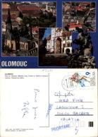OLOMOUC,CZECH POSTCARD - Tschechische Republik