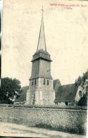 N°72493 -cpa Saint Aubin Sur Gaillon -l'église- - Altri Comuni