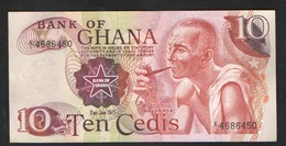 GHANA 10  1975 - Ghana