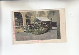 La Maddalena-veduta Mercato - Sassari