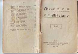 118)librettino Religioso Mese Mariano - Religion