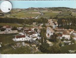 16 -Très Belle Carte Postale Semi Moderne Dentelée De RONSENAC   Vue Aérienne - Andere Gemeenten