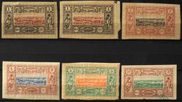 France (ex-colonies & Protectorats) > Côte Française Des Somalis > 1894-1900 N° 6 Au 10 - NEUFS**/* - Costa Francesa De Somalia (1894-1967)