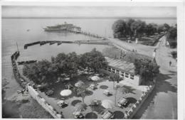 AK 0226  Hagnau Am Bodensee - Hotel Seegarten / Verlag Gebr. Metz Um 1950 - Meersburg