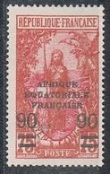 CONGO N°100 N* - Congo Français (1891-1960)