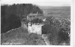 AK 0226  Salzburg - Franziski Schlössl / Fliegeraufnahme Um 1940-50 - Salzburg Stadt