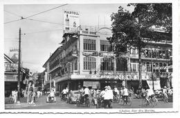 Cpsm VIET NAM SAIGON  Rue Des Marins - Viêt-Nam
