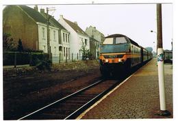 Leupegem - Oudenaarde - Chemin De Fer