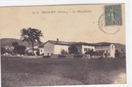 Rhône - Messimy - Le Mouchetier - France