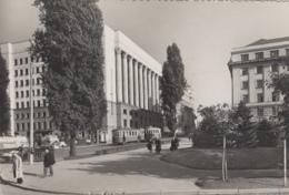 Chemins De Fer - Tramway - Serbie Belgrade - Beograd - Nemanina Ul - Tramways