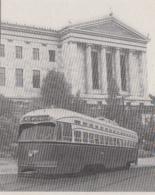 Chemins De Fer - Tramway - Etats-Unis - Philadelphie - Tramways
