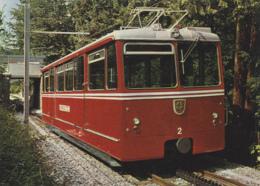 Chemins De Fer - Tramway - Suisse - Dolderbahn - Zahnradbahn Zürich-Römerhof-Dolder - Tramways