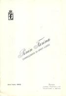 """3417 """" PININ FARINA-CARROZZERIA DI GRAN LUSSO-TORINO""""  RITAGLIO DA PUBBLICAZIONE-ORIGINALE - Pubblicitari"""