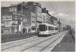 Chemins De Fer - Tramway - Gare De Doulon Nantes - Série Complète De 5 Cpm - Tramways