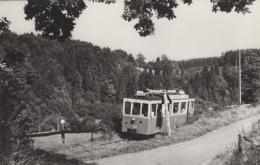 Chemins De Fer - Tramway Autorail Diesel - Erezée-Amonines-Dochamps-Lamorménil - Ardennes Belges - Tramways