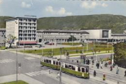 Chemins De Fer - Tramway - Autriche - Graz - Steiermark Hauptbahnhof - Gare - Tramways