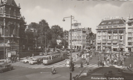 Chemins De Fer - Tramways - Automobiles - Amsterdam - 1962 - Tramways
