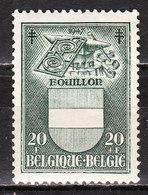 760*  Armoiries - LA Bonne Valeur - MH* - LOOK!!!! - Belgique