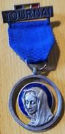 Médaille Notre Dame TOURNAI - Religion & Esotericism