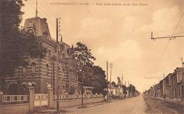 Saint St Saulve Rails Tramway Tram - Other Municipalities