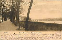 - Dpts Div.-ref-AH894- Moselle - Metz - Quai Richepance - Richepance Staden - Edit. Borek - Braunschweig 38 - - Metz
