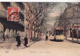 83 / / TOULON / AVENUE VAUBAN / TRAMWAY CASTEL FABRE / ELD - Toulon