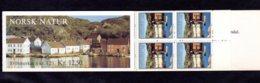 NORVEGE 1979 - CARNET Yvert C752 - Facit H52 - NEUF** MNH - Paysages Norvégiens (III) - Booklets