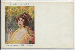 Collection JOB -Calendrier 1919-GERVAIS - Illustrateurs & Photographes