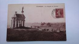 Carte Postale ( R5  ) Ancienne De Champier , La Chapelle Du Calvaire - Autres Communes