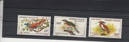 Madagascar Yvert Série PA 89 à 91 ** Sans Charnière - Oiseaux - Madagascar (1960-...)