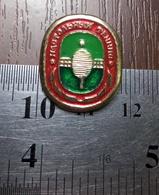 Sport Table Tennis Soviet Union Metal Badge Pin USSR - Tennis Tavolo