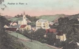 Fram , Zalozil K.Zamolo Fram - Slovenia