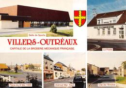 Villers-Outreaux Capitale De La Broderie Poste - Andere Gemeenten