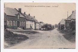 CPA 02 RIBEAUVILLE LES AUBENTON La Place - Autres Communes