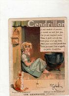 Image éditée Par Alcool De Menthe De Ricqlès-illustrée Par Gerbault - Cendrillon - Chromos