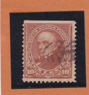 Etats-Unis  N°127   - 1898-99 -  B. FRANKLIN  - Oblitérés - 1847-99 Emissions Générales