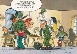 HUMOUR : Militaire - (JEAN-POL) - 1978 (2) - Humour