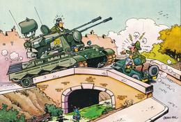 HUMOUR : Militaire - (JEAN-POL) - 1981 - Humour